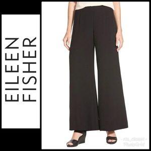 Eileen Fisher silk pants